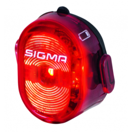 Lumière Arrière Vélo SIGMA Nugget II USB - Feelbikes