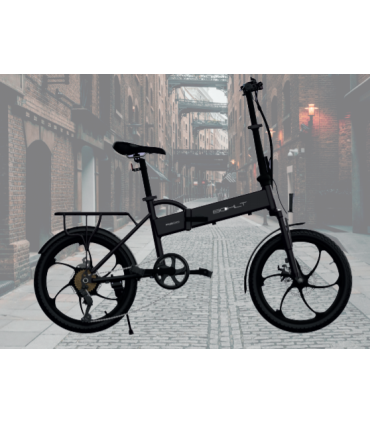 "Bohlt R200 BL 20"" Velo pliant Electrique - Feelbikes"