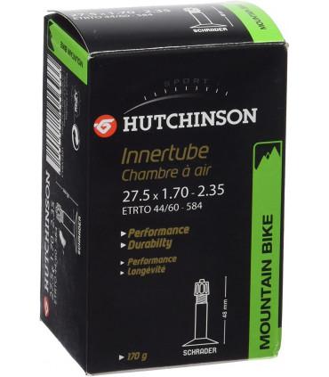 CHAMBRE A AIR 27.5x1.7 à 2.35 STANDARD HUTCHINSON - FEELBIKES.fr