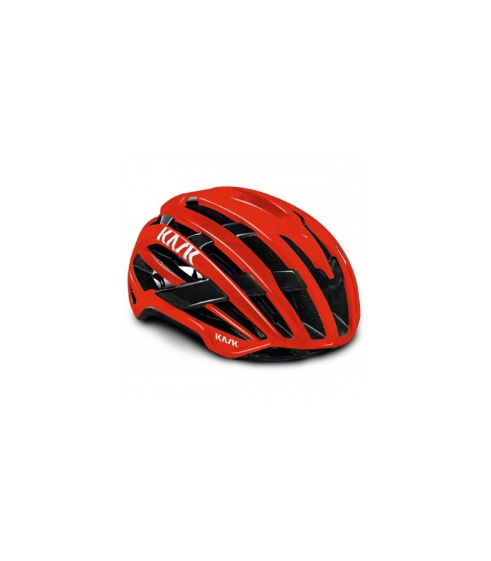 CASQUE KASK VALEGRO ROUGE - FEELBIKES.fr