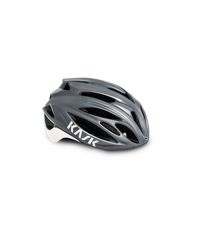 CASQUE KASK RAPIDO GRIS-FEELBIKES.FR